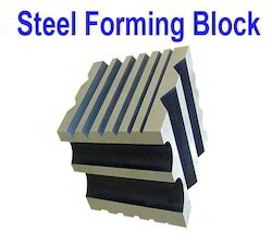 Steel Forming Block Gold Tool
