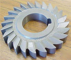 Face Milling Cutters for Deep Slotting Operations