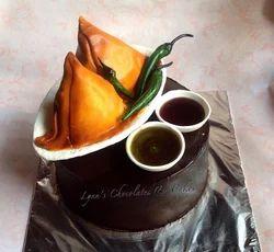 Samosa Cake