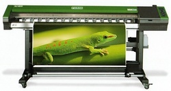 Water Based / Eco Solvent  Piezoelectric Printer
