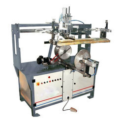 Automatic Dhruv Printing Round Screen Printing Machines