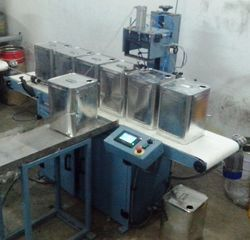 TIn Container Leak Testing Machine