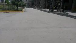 Concrete Road Flooring Construction Service