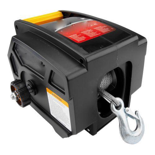 Power winch portable GAS