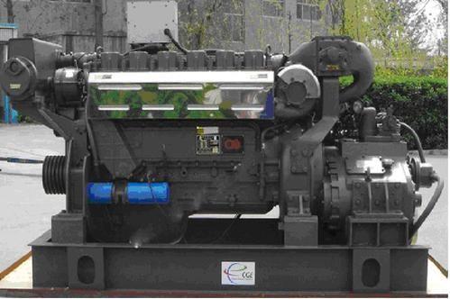 280 Hp1800 Rpm Marine Engine