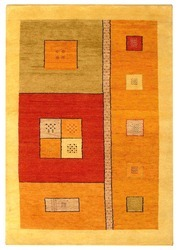 Hand Knotted Gabbeh Carpets