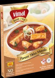 Vimal 300 gm Paneer Tikka Masala, Packaging: Pouch