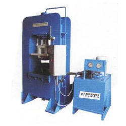 Hydraulic Single Action Press
