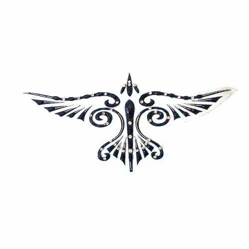 3f066898f588e Lower Back Tattoo - Designer Lower Back Tattoo Manufacturer from Delhi