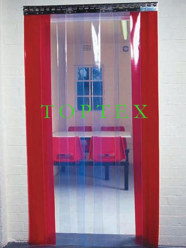 Toptex PVC Curtain and Amber PVC Strip Curtain Manufacturer | Toptex ...