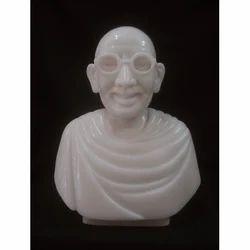 Gandhi Ji Marble Bust Statue