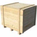 Lightweight Wooden Packaging Box