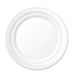 Disposable Thermocol Paper Plate