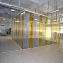 Pvc Strip Curtains, Size: 200 Mm, Thickness: 2-3 Mm