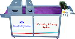 UV Coating and Curing Machine