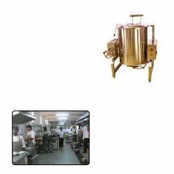 Tilting Boilers for Hotels
