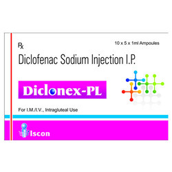Diclonex Injection