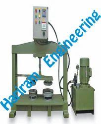 Fully Automatic Dish Making Machine