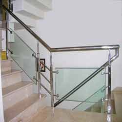 Metal Staircase Railings - View Specifications & Details of