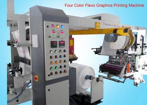 4 Color Woven Sack Flexo Printing Machine At Rs 1651000