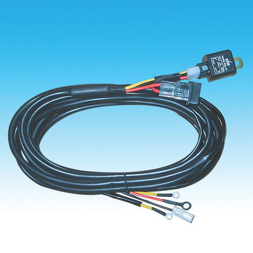 horn wiring harness with horn relay m n auto products private rh indiamart com vehicle wiring products limited Structured Wiring Products