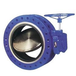 Butterfly Valve Double Flanged Centric Disc
