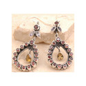 Captivating Sterling Silver Earrings