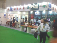 The BAUMA CONEXPO SHOW in India bC India