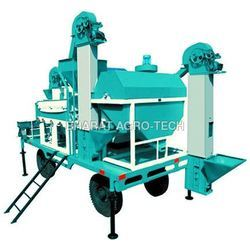 Mobile Seed Processing Plant