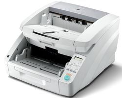 High Speed Document Scanner