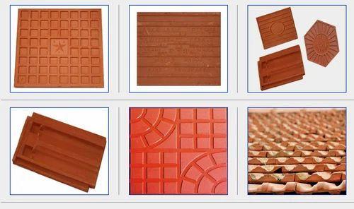 Clay floor tiles in kerala review carpet co for Exterior floor tiles design kerala