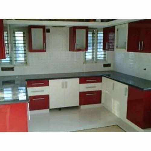 U Shaped Modular Kitchen At Rs 165000 Chamarajpet Bengaluru Id