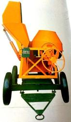 10/7 Concrete Mixer Machine with Hydraulic Hopper