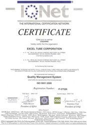 IQNet Certificate