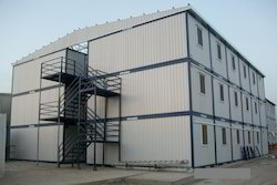 Pre Fabricated Modular Building
