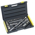 Drive 6 Point Metric Socket Set