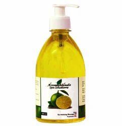 Aromablendz Lime Body Massage Oil