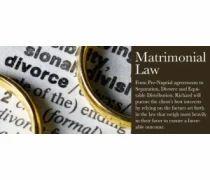 Matrimonial Law Services