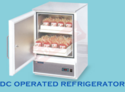 Spencers DC Operated Refrigerator