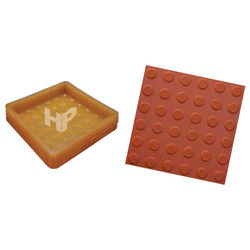 Dots Square Paver Mould