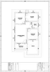 House with 4 cent Plot for Sale