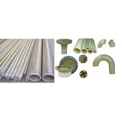 PVC FRP Pipes & Fittings