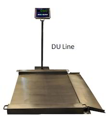 DU Line Industrial Weighing Scale