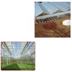 Profiled Polycarbonate Sheets for Greenhouse Roofs