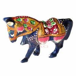 Meena Horse Figurine