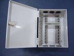 Stainless Steel 100 Pair Indoor Distribution Box