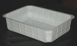 Transparent PVC Tray