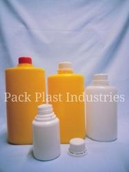 HDPE Chemical and Pesticide Bottle