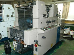 Ryobi 3302M Two Color Mini Offset Printing Machines