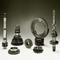 Turbo Machine Parts